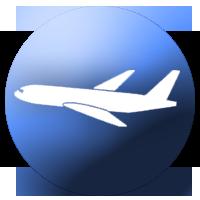 ارسال هواپیمایی در فروشگاه نسیم یاس