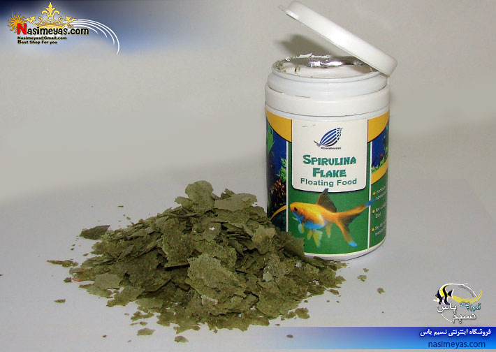Spirulina Flake Floating Food