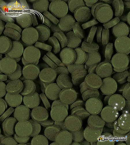 Tropical Spirulina Super Forte Tablets